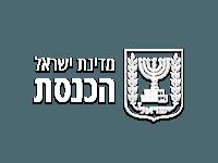 The Knesset symbol.