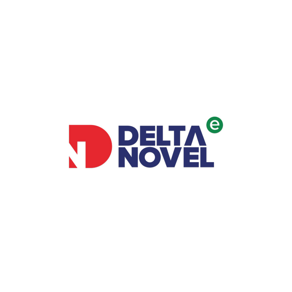Delta Novel's logo by OKdesign.