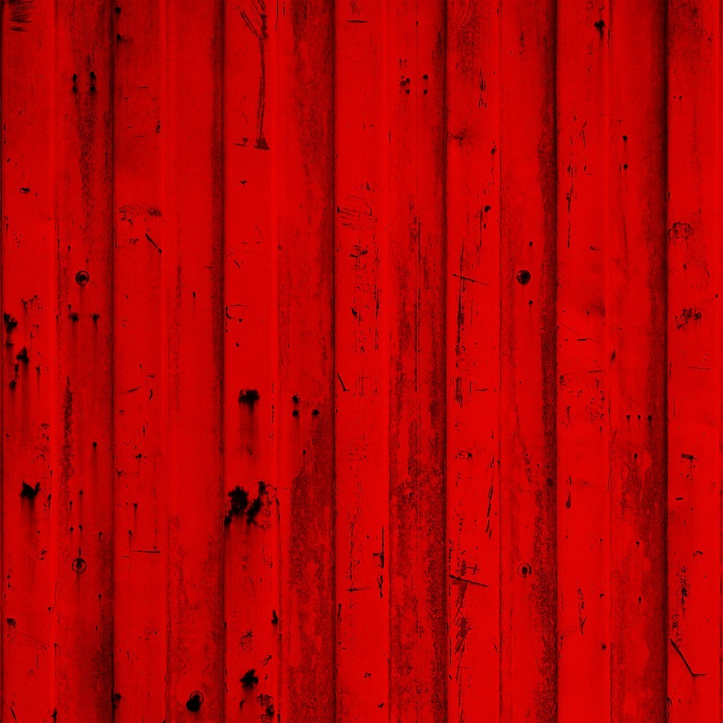 Part of a red container wall for FAST UI design.